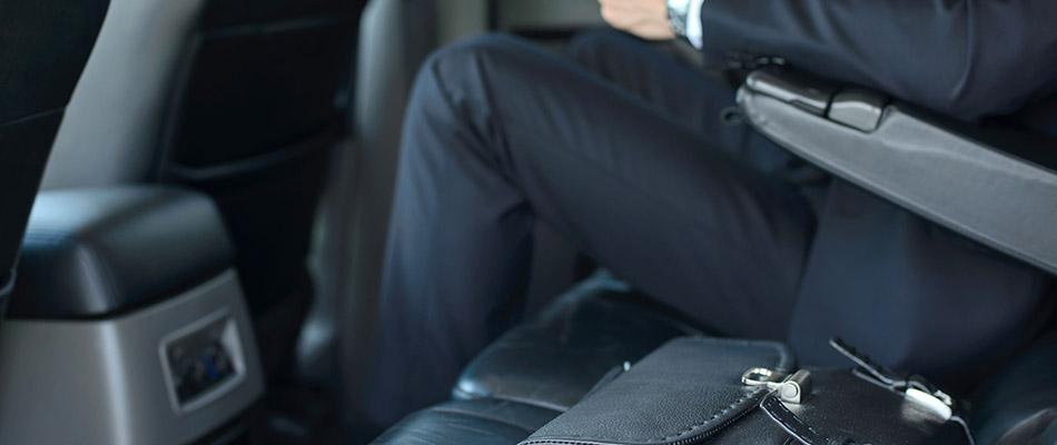 Noleggio auto per aziende con autista