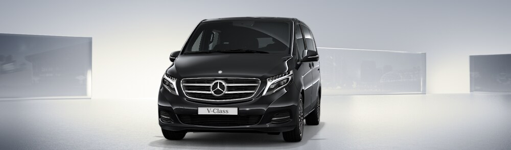 Noleggio auto Mercedes Van